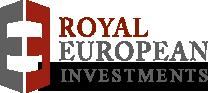 ROYAL EUROPEAN INVESTMENTS Logo